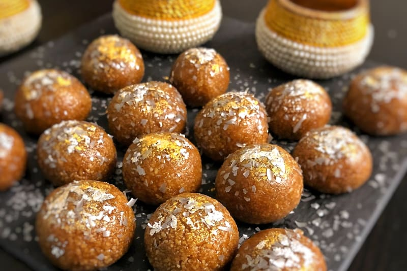 Mithai Recipe for First-Timers: Kaju (Cashew) Laddu