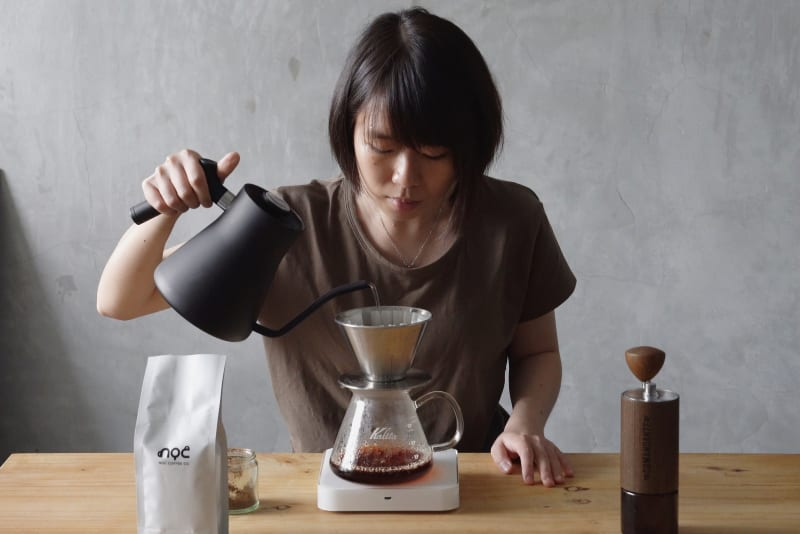 NOC's Brewing Guide: Pourover