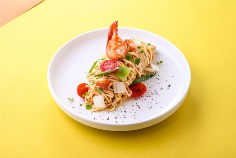 The Great Lunch Escape: KiKi Noodle Bar (KiKi Tea)