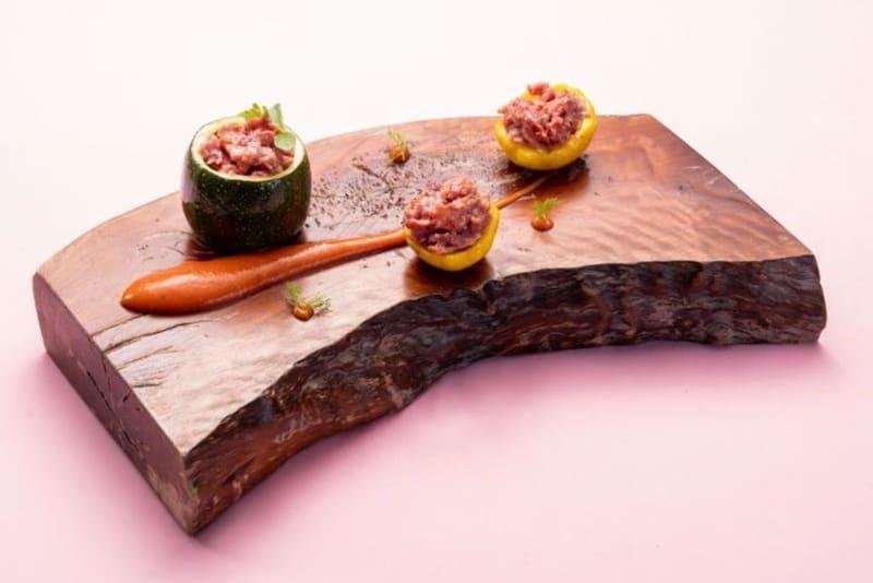 Recipe: Stuffed Zucchini with Cotechino Modena PGI