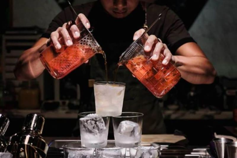 Two Hong Kong Bars Place in Top 3 of Asia's 50 Best Bars 2020