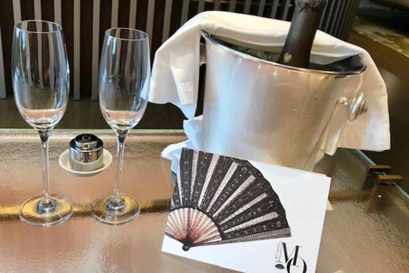 David Greenberg Reviews... Staycation at The Landmark Mandarin Oriental