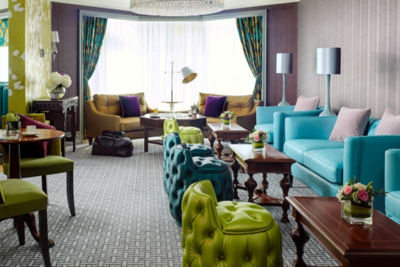 Staycation: The Langham, Hong Kong