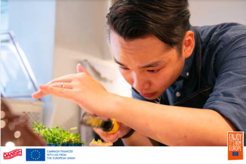 Test Kitchen's Jimmy Wai Tak Talks European Pork and More