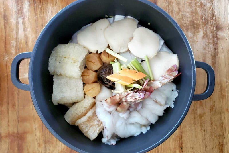 Delivery: Chiu Tang's Chiu Chow–Style Hotpot at Home