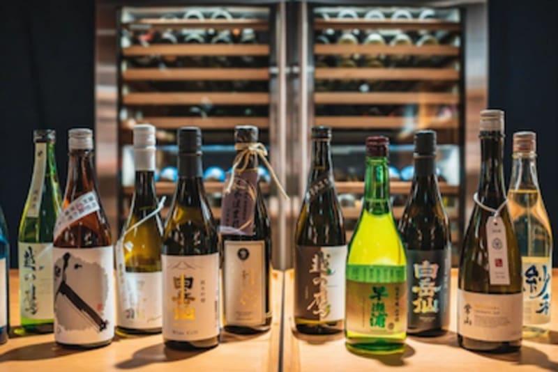 Sake Central Says Kanpai to Love
