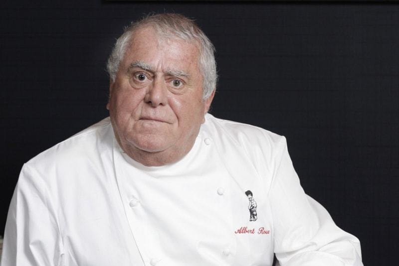 In Remembrance: Albert Roux