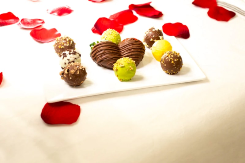Foodie Treats for Valentine's Day 2021