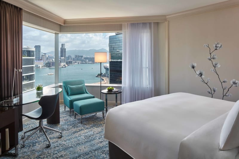 Staycation: JW Marriott Hotel Hong Kong's Eatcation