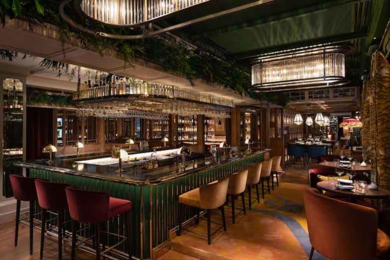 New Bar & Restaurant: The Aubrey