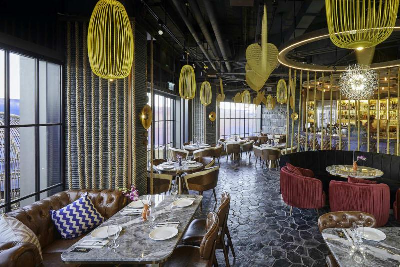 New Restaurant: Cabana Breeze Bar & Grill