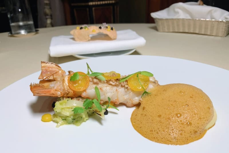 New Seasonal Menu at Restaurant Petrus at Island Shangri-La
