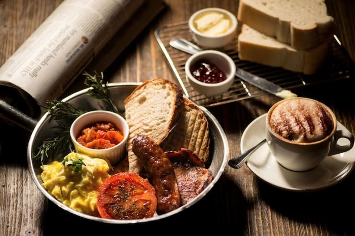 7 of the Best Breakfasts in Hong Kong