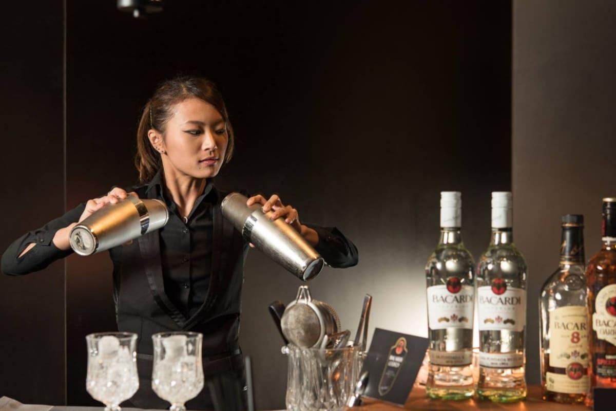 Free Bacardi Legacy Cocktails