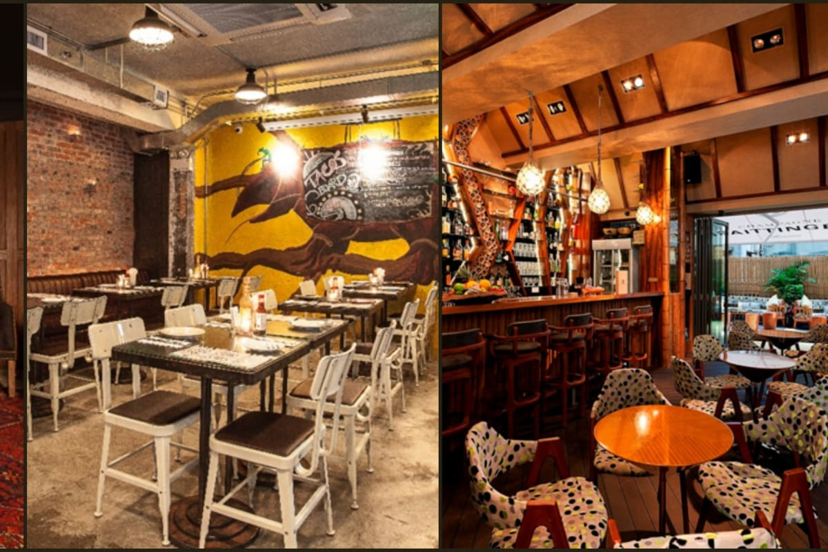 Best Bars in Hong Kong in Winter