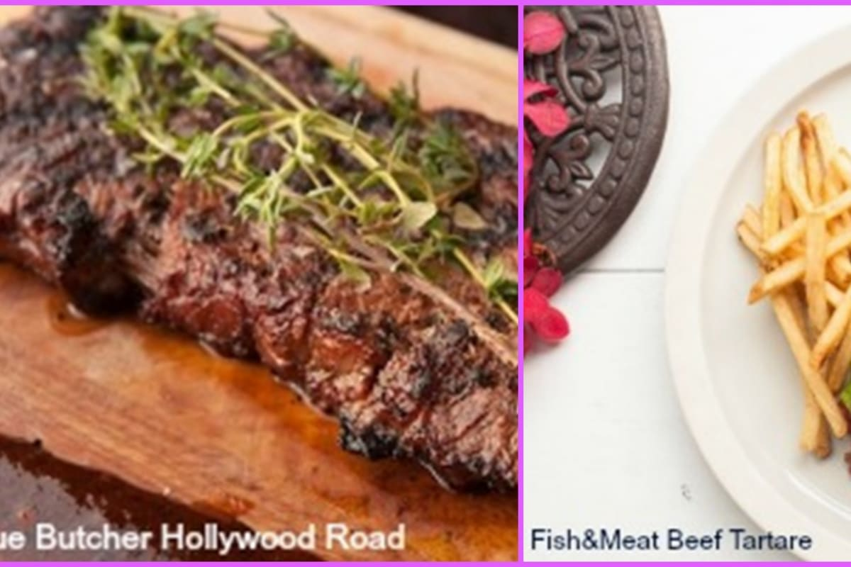 Best Restaurants; Top Steak House's in Central for Lunch