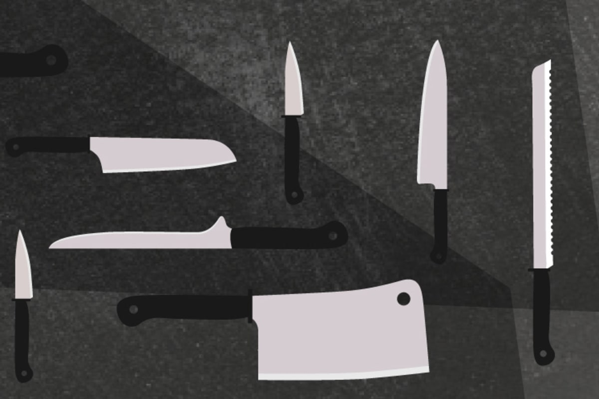 Everything You Ever Wanted to Know About Knives