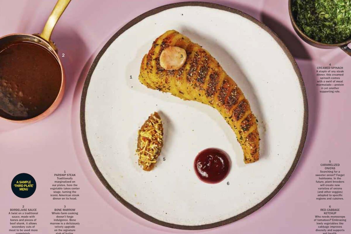 Dan Barber's Third Plate Concept