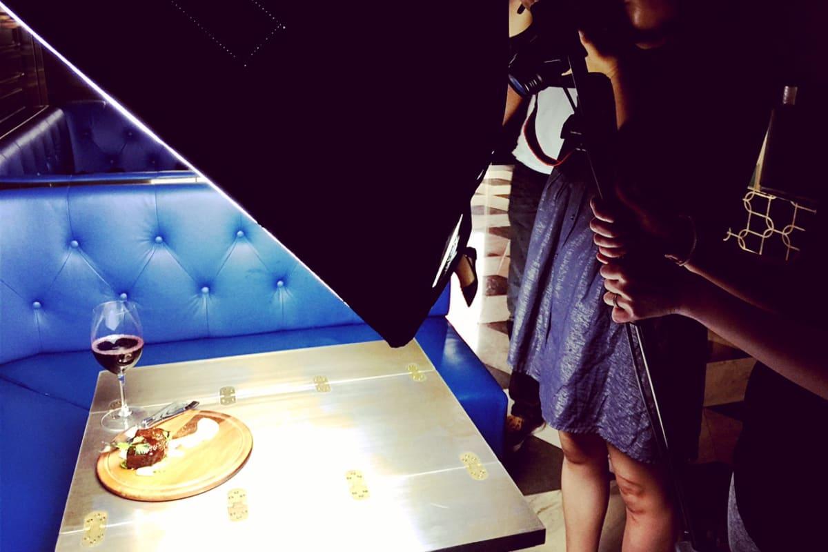 [2015] Foodie Forks TidBit: Shoot Me Like a SuperModel