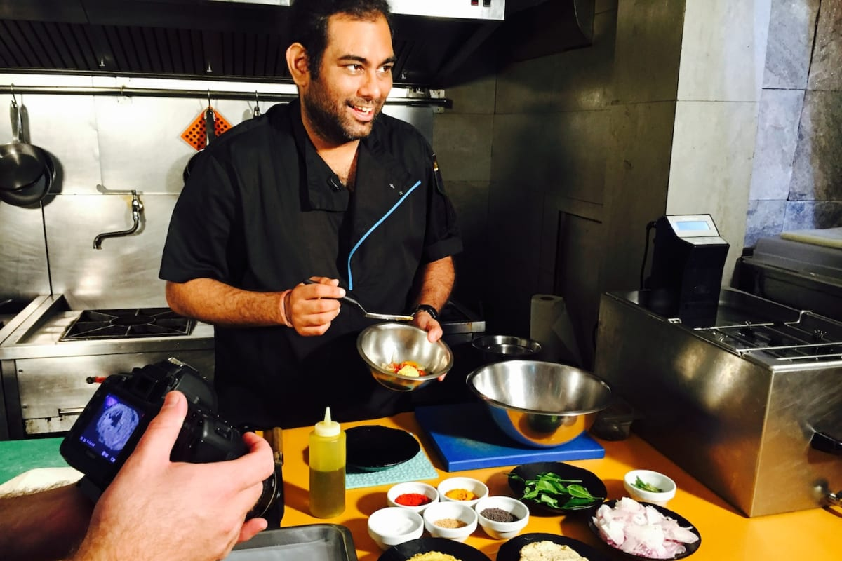 An Exclusive Interview with Gaggan Anand