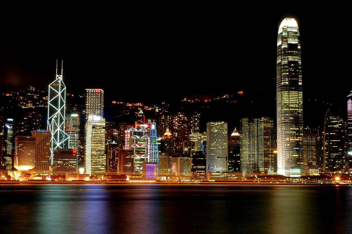Top 5 Bars to Take a First Timer in Hong Kong