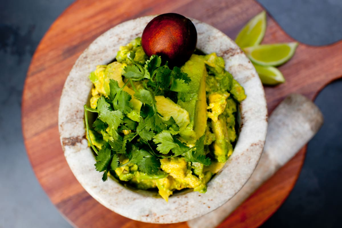 How to Make Cali-Mex's Guacamole at Home
