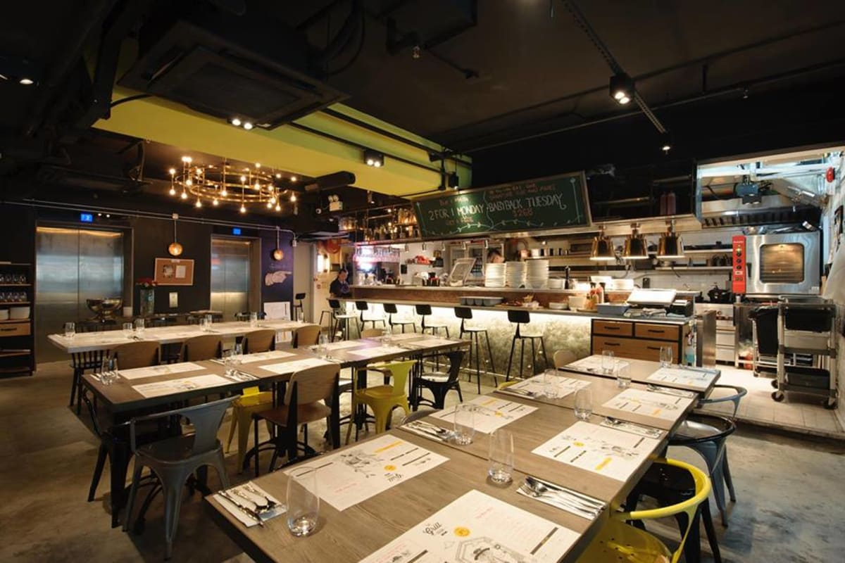 Tried & Tasted: The Grill Room