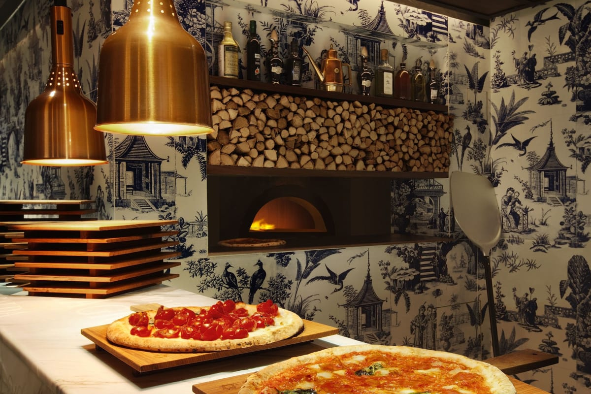 Semi-Buffet Weekday Lunch at 208 Duecento Otto