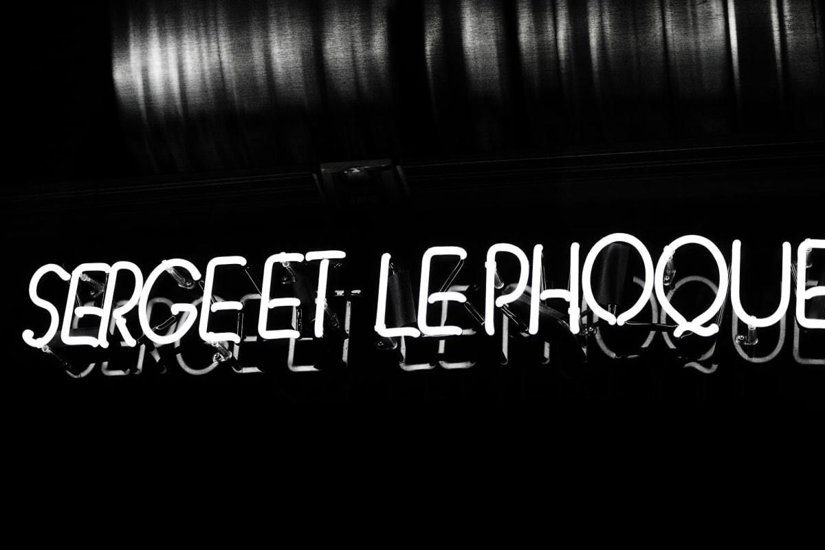 Serge et le phoque Introduces New a la Carte Menu