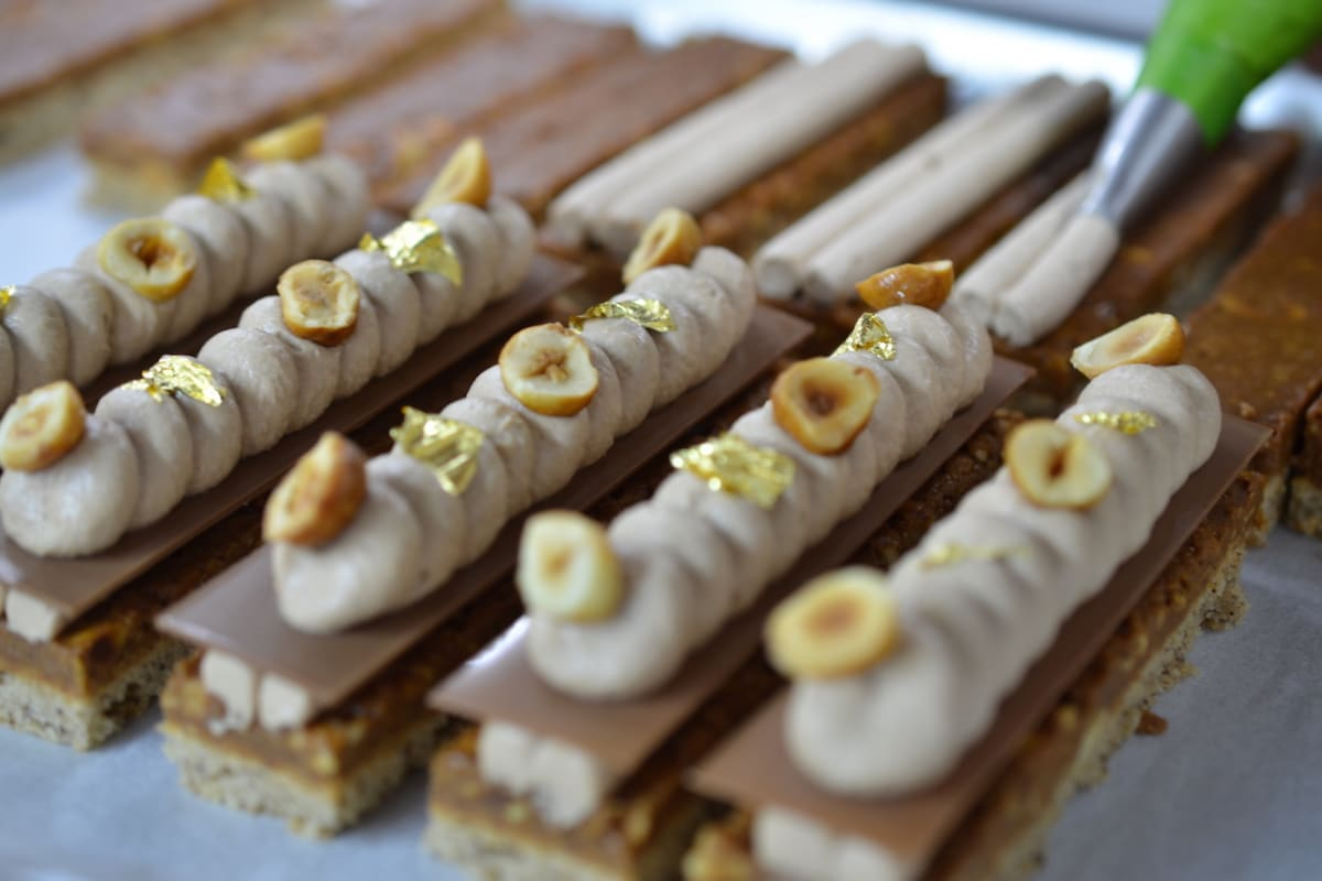 An Interview with Matthieu Godard: Head Pastry Chef at Epure