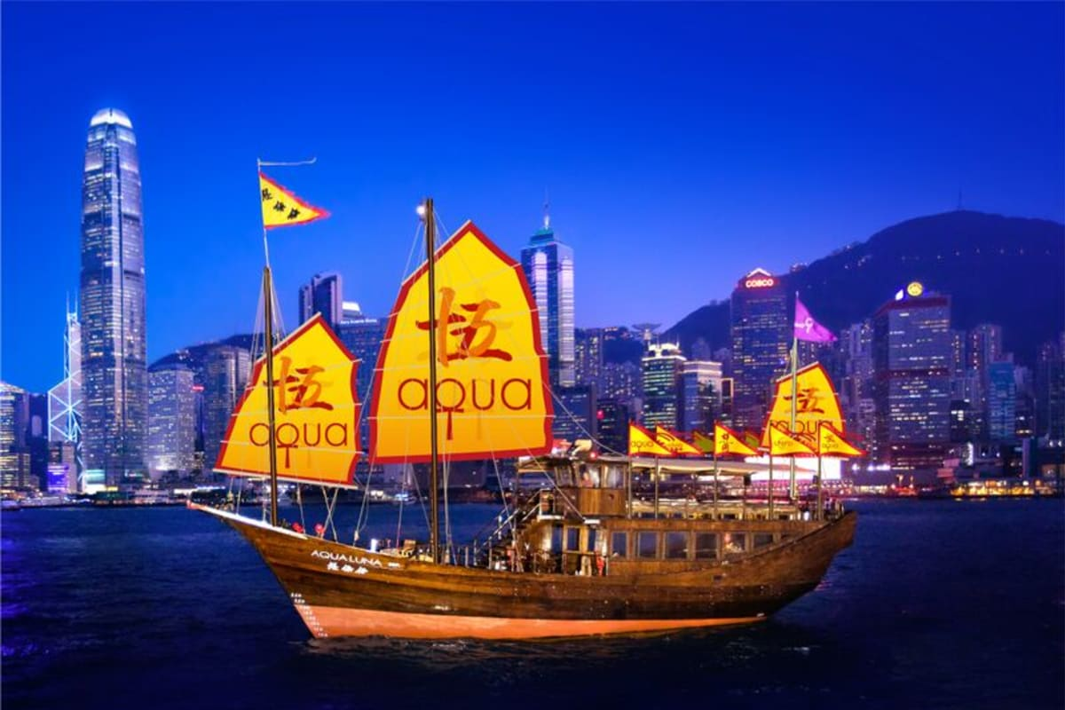 Free Rides Around Victoria Harbour on Saturday September 19