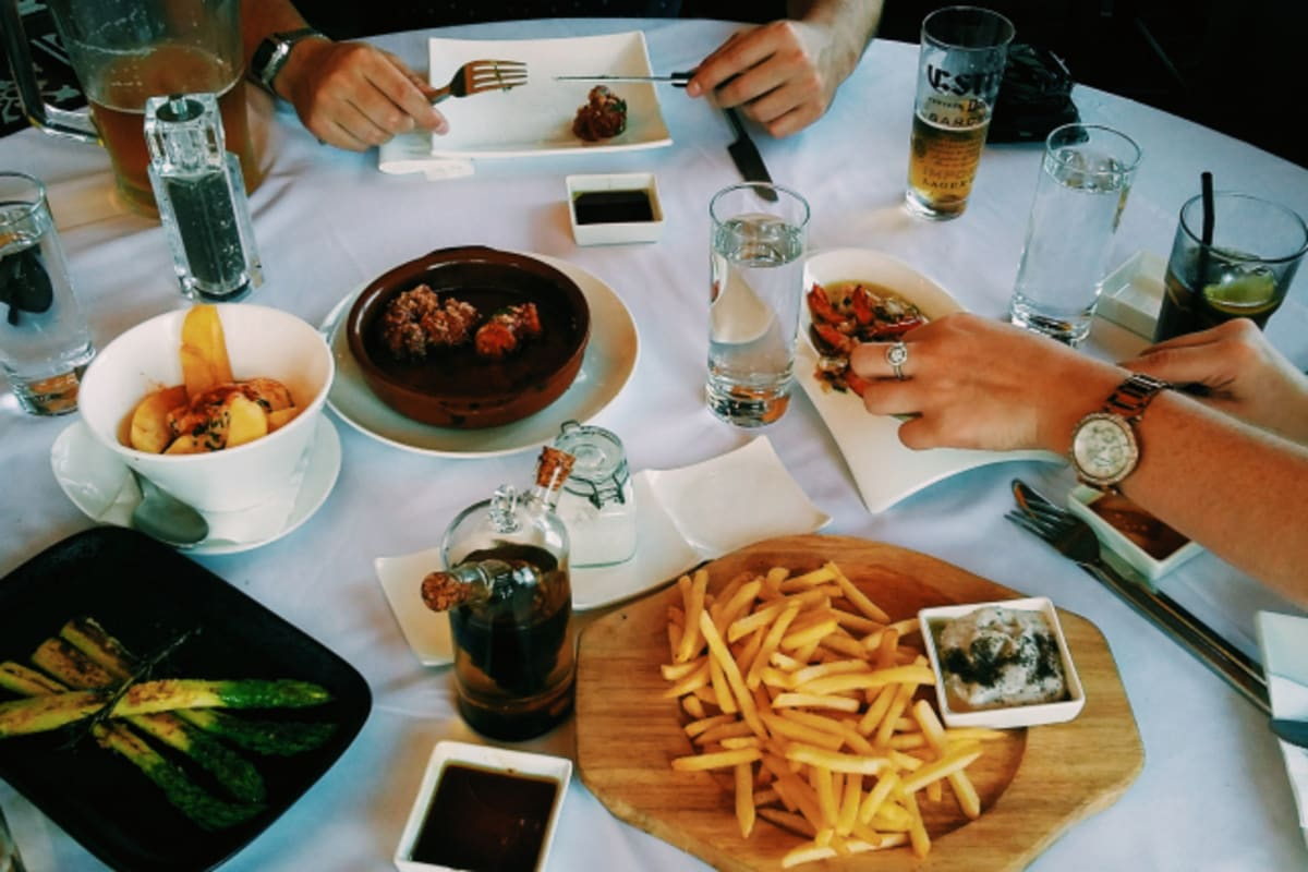 Lantau's Weekend Eats