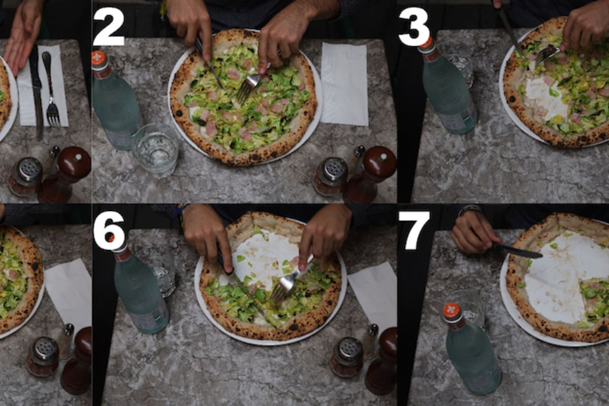Motorino Shows Guests 'Four Ways to Eat a Neapolitan Pizza'