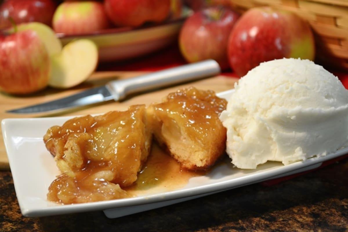 Apple Dumplings [video]