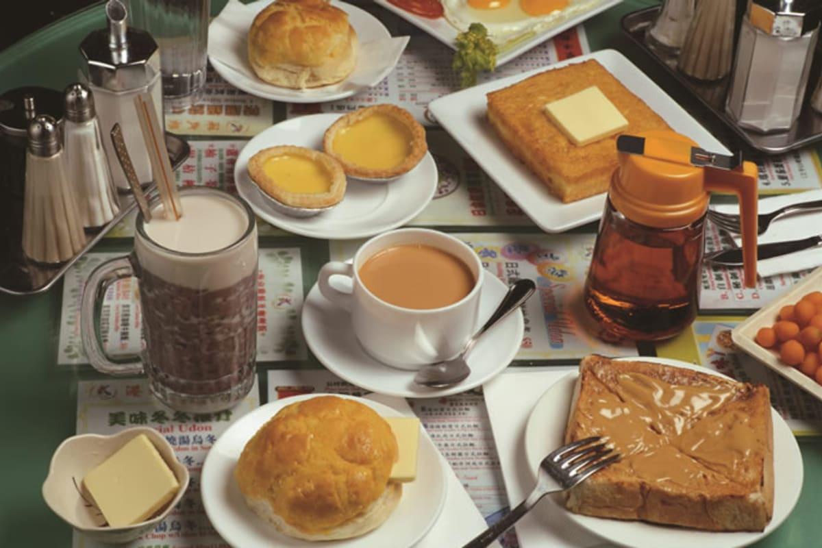 Top Five Cha Chaan Teng Must-Haves