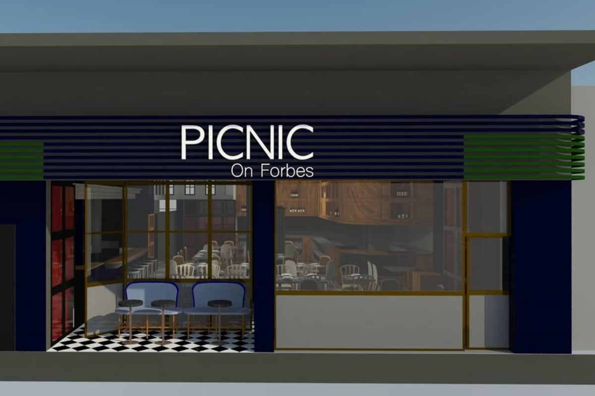 Philippe Orrico Opens PICNIC on Forbes in Kennedy Town [Exclusive Interview]