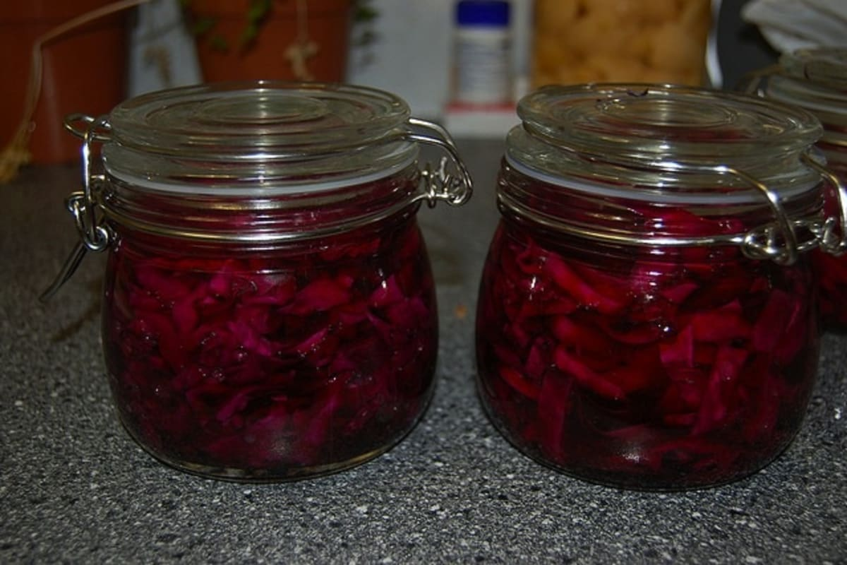 Pickled Red Cabbage Recipe [Magazine Feature]