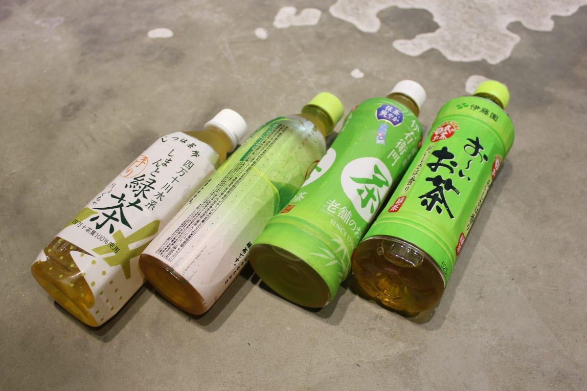 Food War: Iced Green Tea Melee [Magazine Feature]