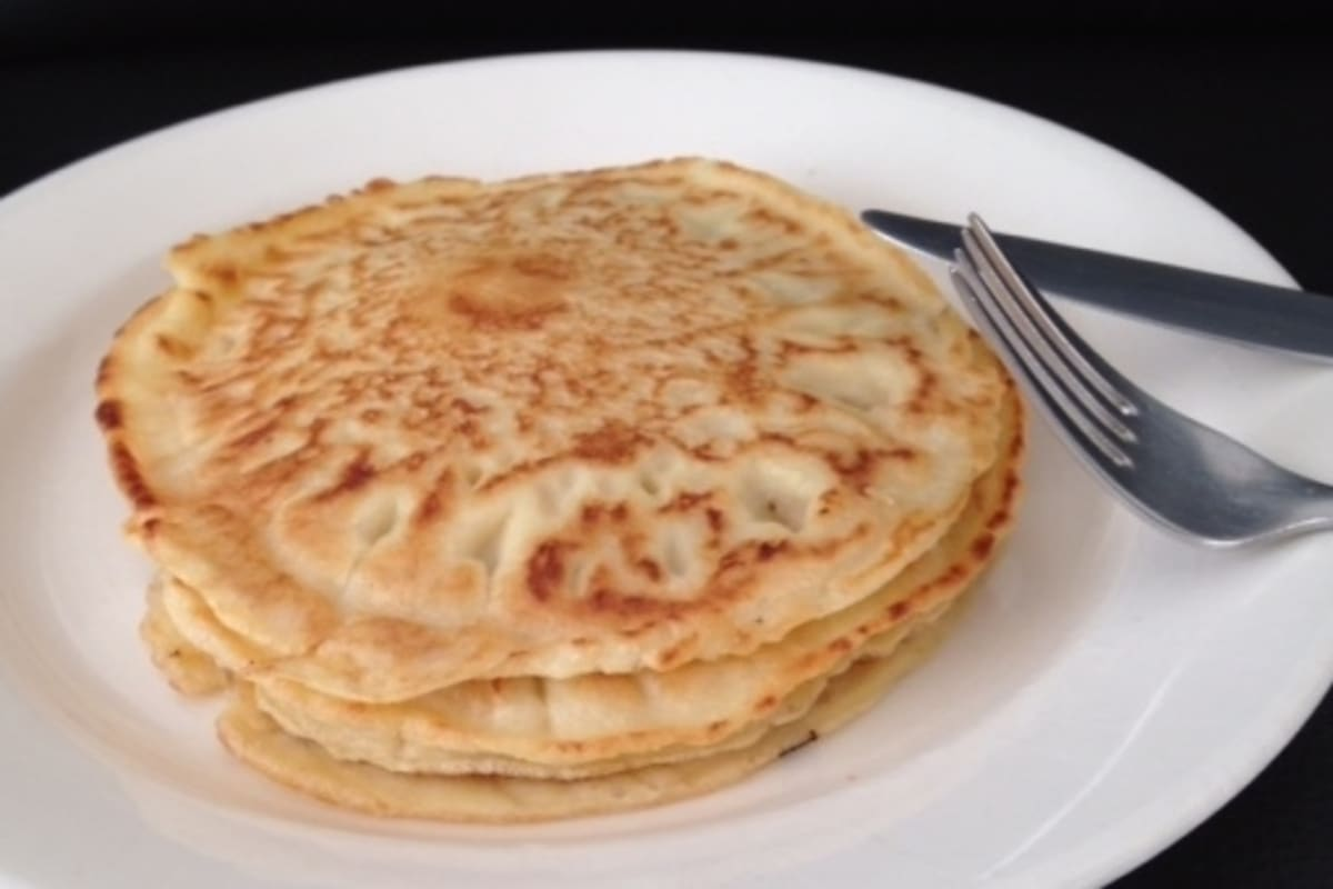 Recipe Straight From the Netherlands to You: the Dutch Cheese Pancake