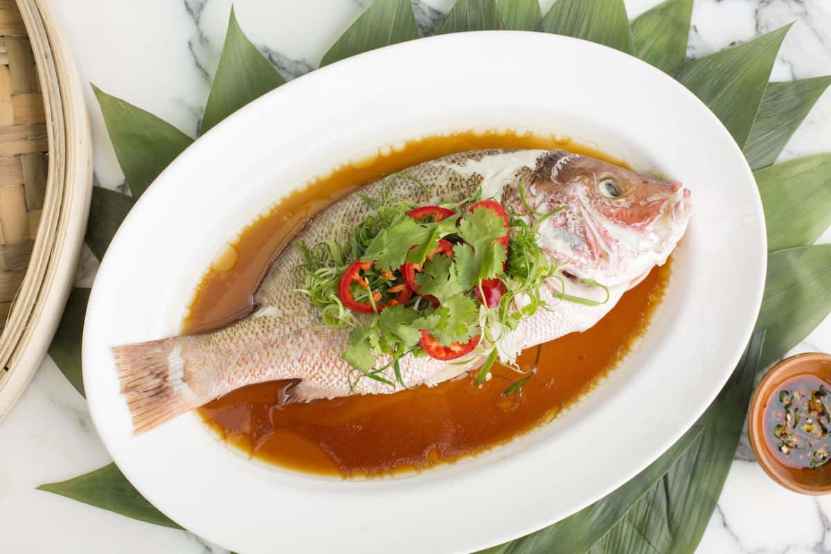 A List of Restaurants at the Kin Hong Seafood Festival 2015 (Part 1)