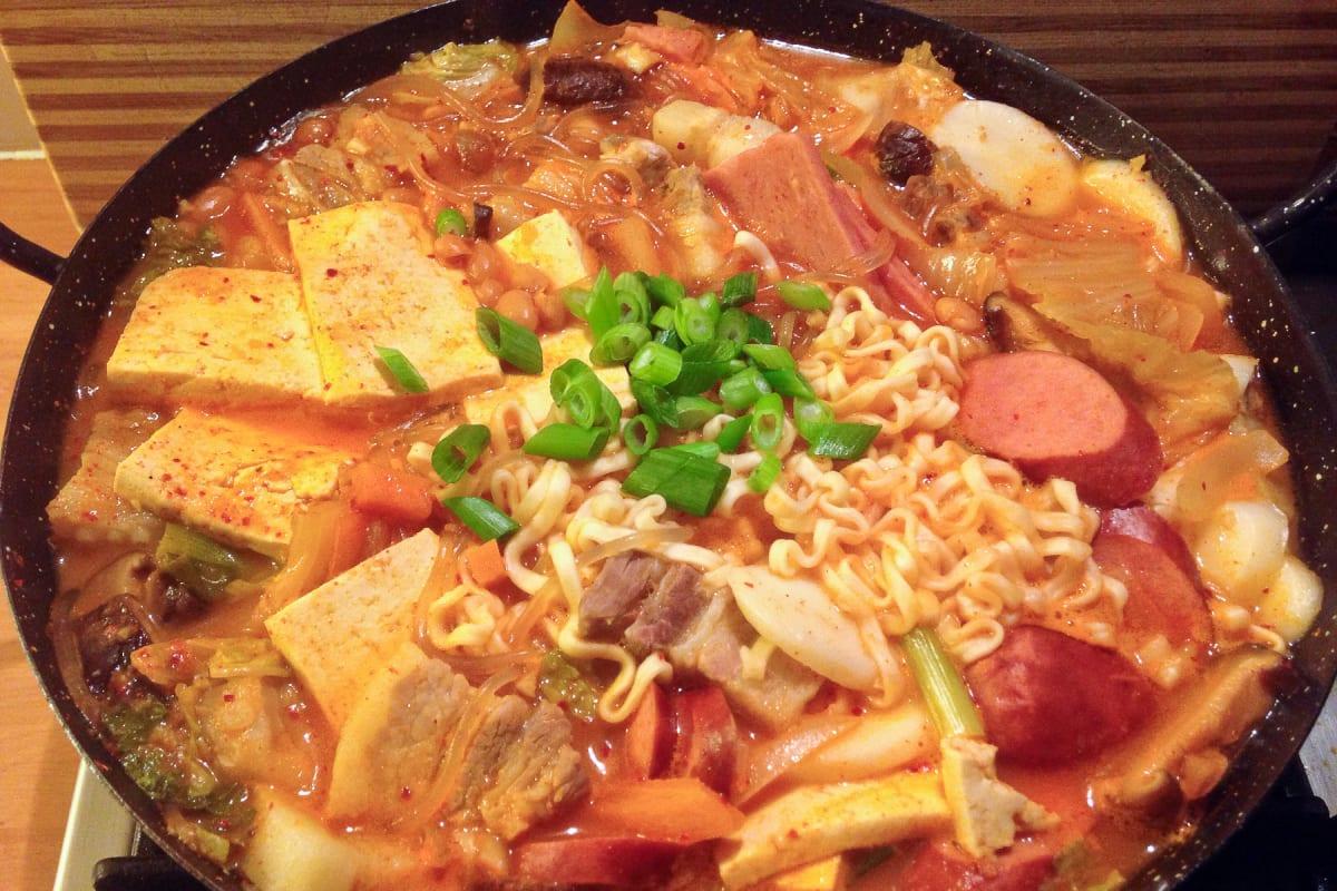 Cuisine, Curated: Budae Jjiage