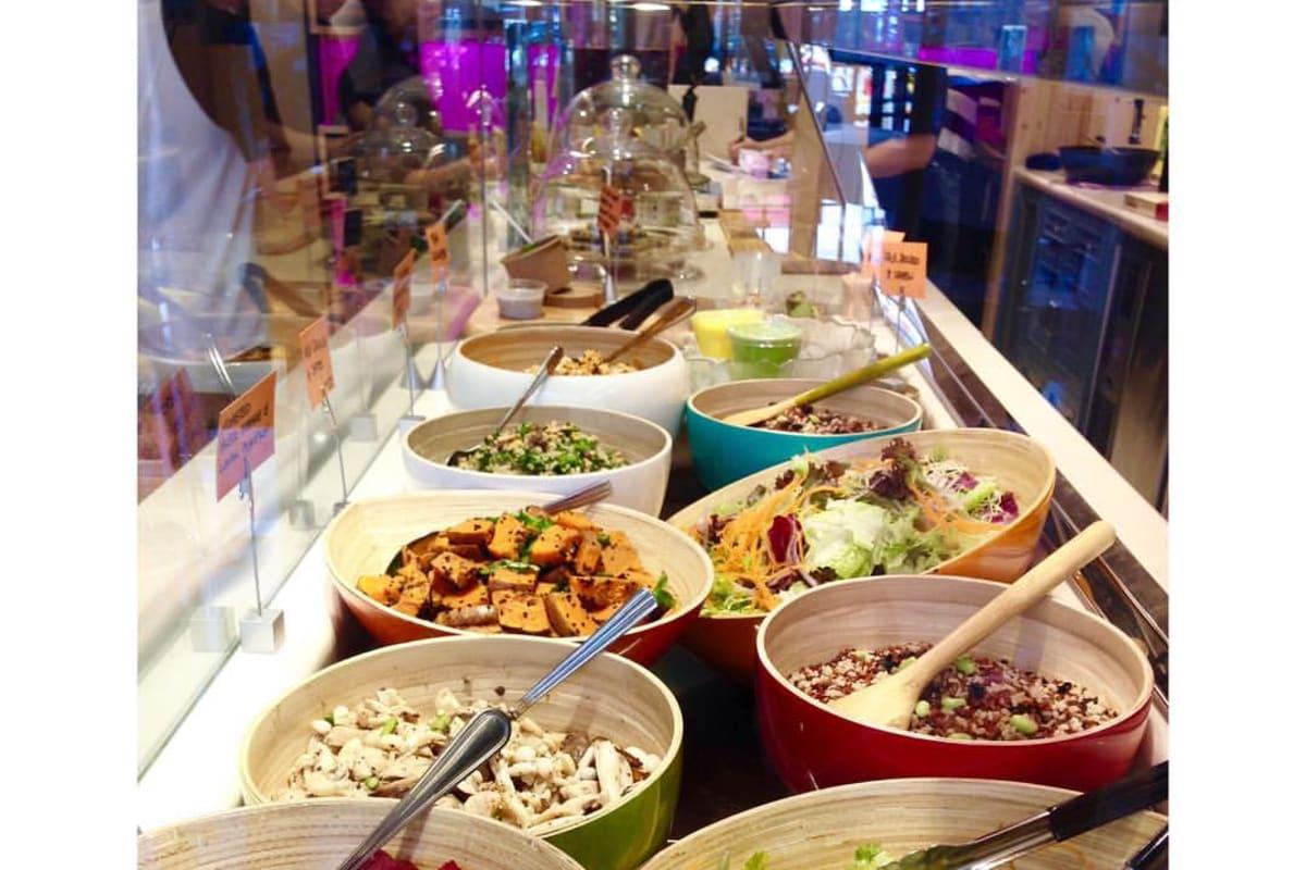 NEW Healthy Restaurant: Fresca on Hollywood Rd
