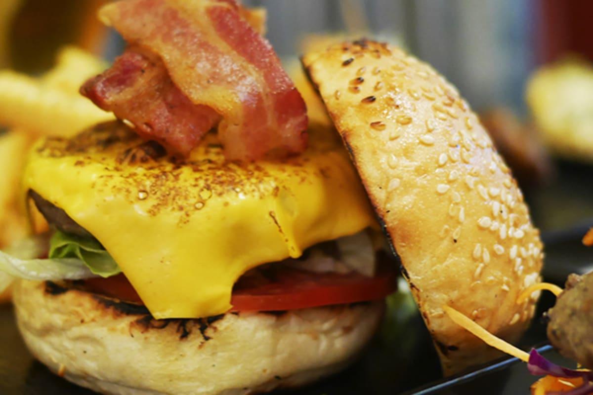 Burger Tour with Burger Awareness Week