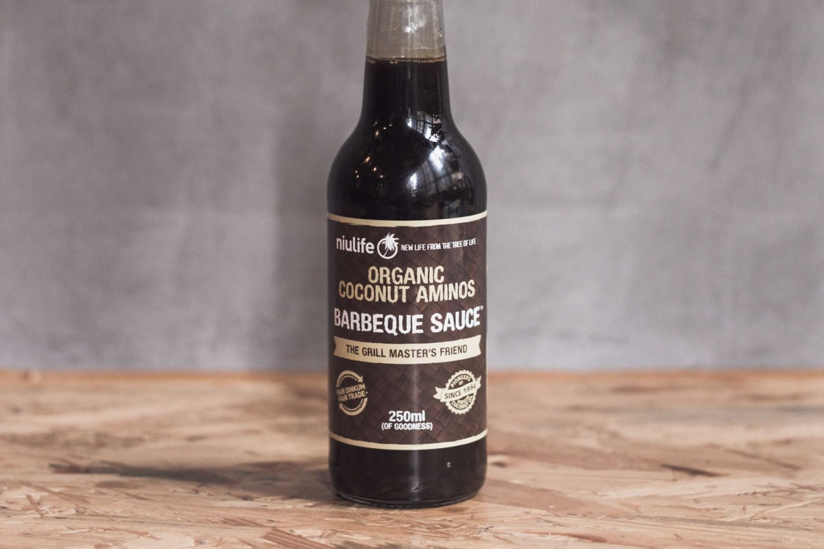 The Ingredient Every Kitchen Should Have: Organic Coconut Aminos