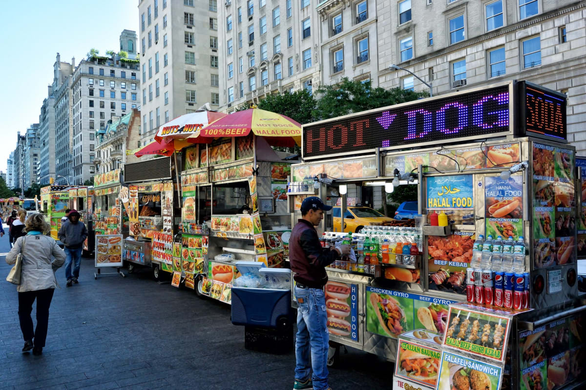 Food Trucks Are Coming to Hong Kong by the End of 2016