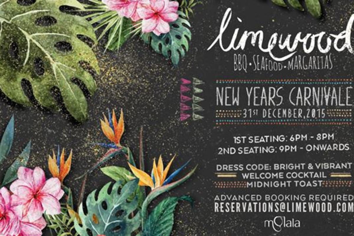 Limewood New Year's Carnivale