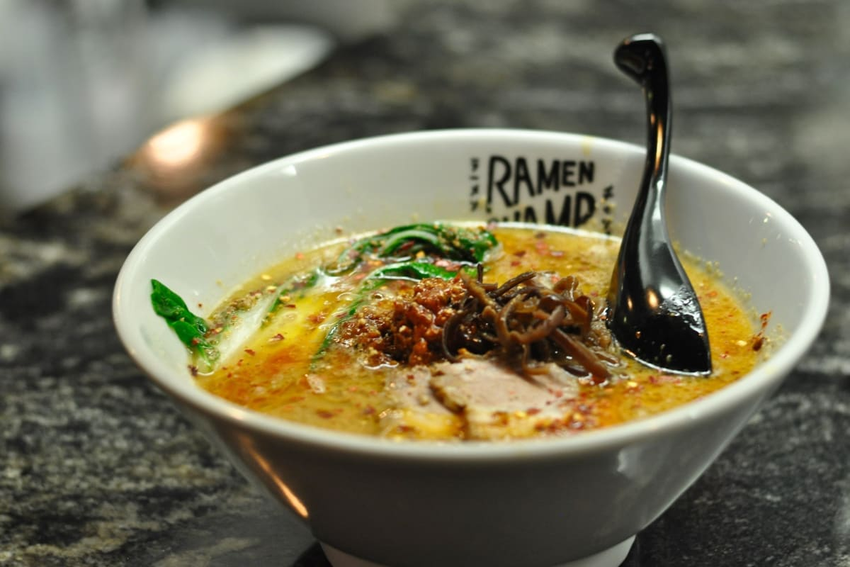 Ramen Has a Champion and It's in Jordan (Exit E)