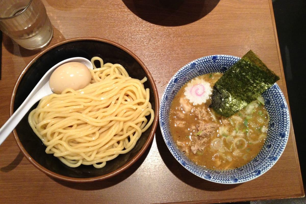 Tsukemen in Hong Kong: The Art of Dipping Noodles