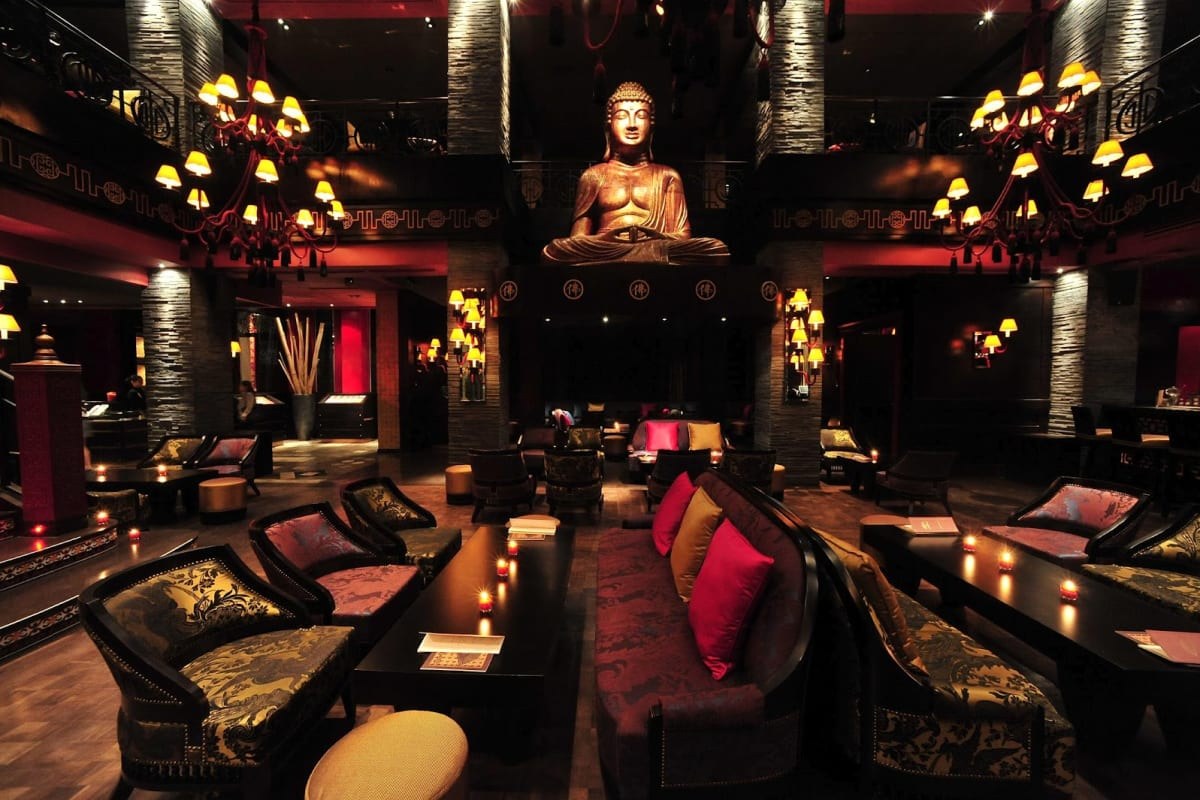 Buddha Bar Manila Offers an Escape from the Crowds