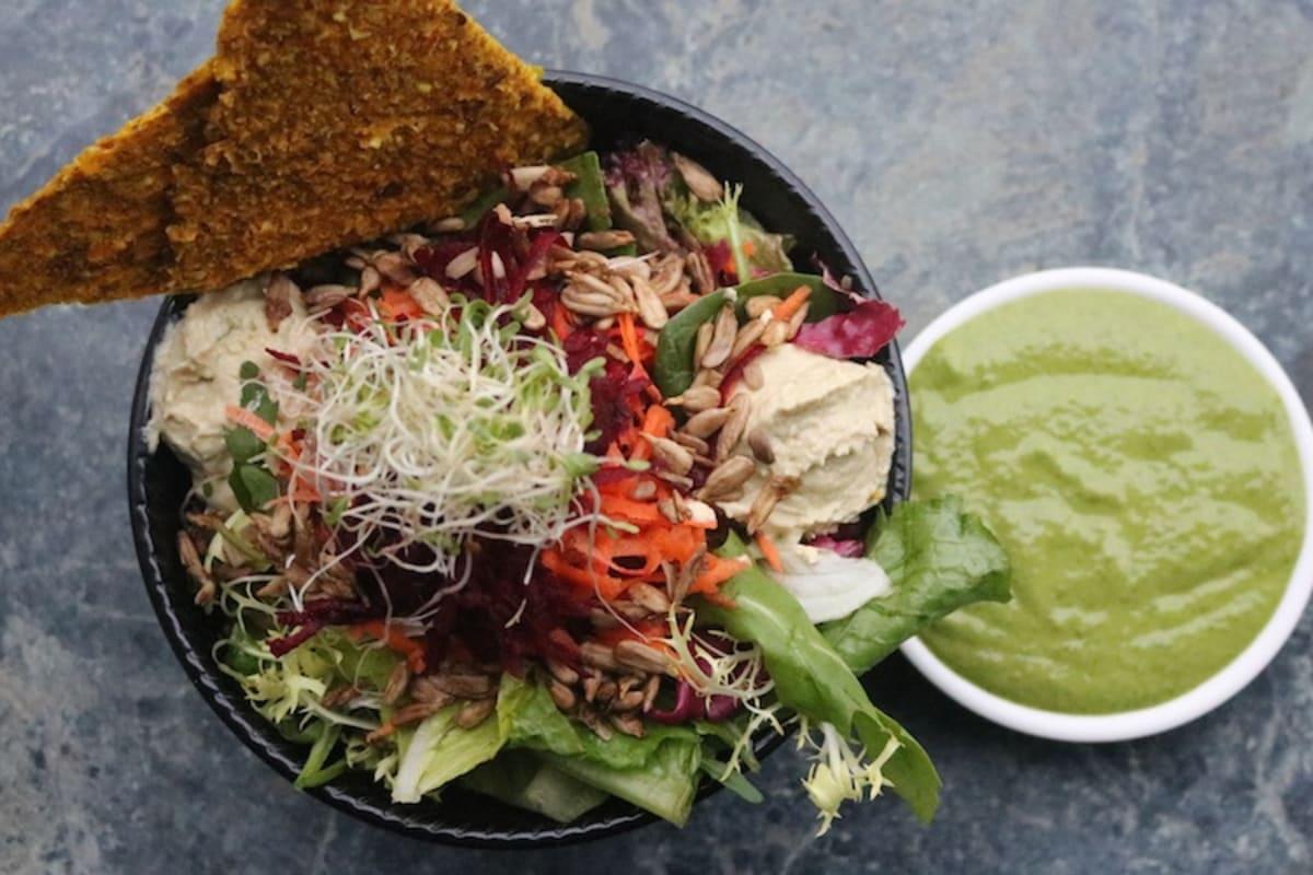 Life Cafe Salad Recipe
